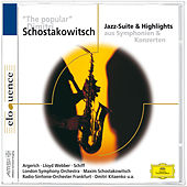 The popular Dmitri Shostakovitch von Various Artists