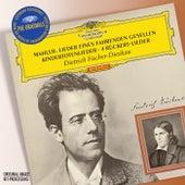 Mahler: Lieder eines fahrenden Gesellen; Kindertotenlieder; 4 Rückert-Lieder de Dietrich Fischer-Dieskau