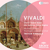 Vivaldi: Gloria; Stabat Mater; Nisi Dominus; Salve Regina by The English Concert