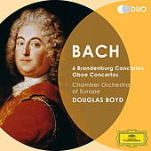 Bach, J.S.: 6 Brandenburg Concertos; Oboe Concertos by Chamber Orchestra of Europe