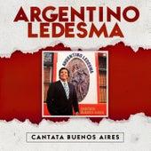 Cantata Buenos Aires de Argentino Ledesma