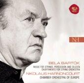 Bartók: Orchestral Works von Nikolaus Harnoncourt