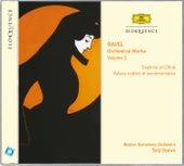 Ravel: Orchestral Music Vol.3 by Boston Symphony Orchestra