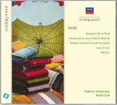 Ravel: Gaspard de la nuit; Pavane pour un infante défunte von Vladimir Ashkenazy
