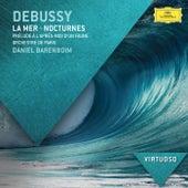 Debussy: La Mer; Nocturnes; Prélude à l'après-midi d'un faune de Orchestre de Paris