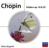 Chopin, Etüden op. 10 & 25 de Nikita Magaloff