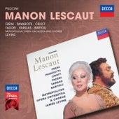 Puccini: Manon Lescaut von Mirella Freni