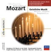 Wolfgang Amadeus Mozart: Geistliche Werke (ELO) von Various Artists