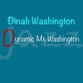 Dynamic Ms Washington de Dinah Washington