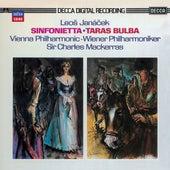 Janacek: Sinfonietta; Taras Bulba de Wiener Philharmoniker