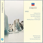 Grieg: Holberg Suite; Two Elegiac Melodies; Two Nordic Melodies di The National Philharmonic Orchestra