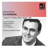 La Bohème by Luciano Pavarotti