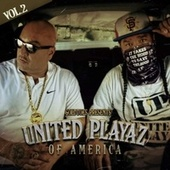United Playaz Of America, Vol . 2 by Various Artists