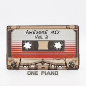 Guardians of The Galaxy Awesome Mix Vol. 2 fra One Piano