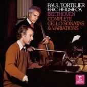 Beethoven: Complete Cello Sonatas & Variations de Paul Tortelier