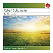 Schumann: The 4 Symphonies - Sony Classical Masters by James Levine
