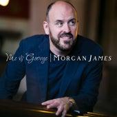 Me and George de Morgan James