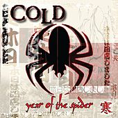 Year Of The Spider de Cold