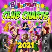 Ballermann Club Charts 2021 von Various Artists