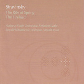 Stravinsky:The Rite of Spring/The Firebird by The National Youth Orchestra of Great Britain