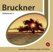 Bruckner: Symphony 4 de Kurt Masur