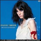 The Next Generation (Live) de Patti Smith