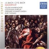 J.S. Bach, C.P.E. Bach: Magnificat de Collegium Aureum