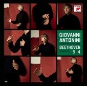 Beethoven: Symphonies Nos. 3 & 4 von Giovanni Antonini