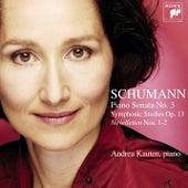 Schumann: Symphonic Studies & Piano Sonata No. 3 by Andrea Kauten