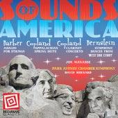 Sounds of America: Barber, Copland and Bernstein by David Bernard