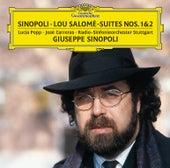 Sinopoli: Lou Salomé - Suites Nos. 1 & 2 von Lucia Popp