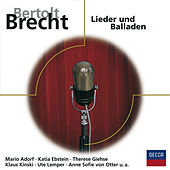 Brecht: Lieder und Balladen by Various Artists
