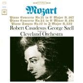 Mozart: Piano Concertos No. 21 in C Major K.467 & No. 24 in C Minor K.491; Piano Sonata No. 12 in F Major K.332 - Sony Classical Originals by Robert Casadesus
