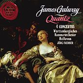 Quantz: 4 Concertos by James Galway