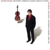 R. Strauss: Romanze-Don Quixote-Sonate in F-Dur op. 6 von Jan Vogler