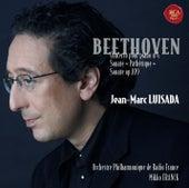Beethoven - Concerto N°4, Sonates Op.13§109 by Jean-Marc Luisada