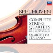 Beethoven: Complete String Quartets de Quartetto Italiano