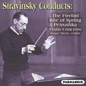 Stravinsky Conducts Stravinsky de Isaac Stern