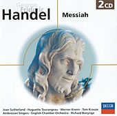 Handel: Messiah by Richard Bonynge