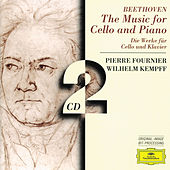 Beethoven: The Music for Cello and Piano von Pierre Fournier