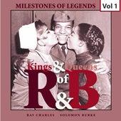 Milestones of Legends  Kings & Queens of R & B, Vol. 1 by Ray Charles