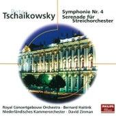 Tschaikowsky: Sinfonie Nr.4 - Serenade für Streichorchester von Royal Concertgebouw Orchestra