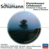 Schumann: Klavierkonzert, Op.54 - Cellokonzert, Op.129 de Various Artists