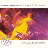 Myths, Modes & Means Live In Paris de Steve Coleman