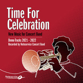 Time for Celebration - New Music for Concert Band - Demo Tracks 2021-2022 by Noteservice Concert Band