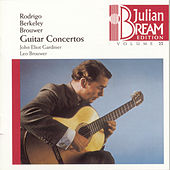 Bream Collection Vol. 22 - Rodrigo, Berkeley, Brouwer, Concertos by Julian Bream