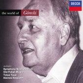 Gorecki: The World of Gorecki von Various Artists