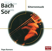 J.S. Bach: Gitarrenmusik by Pepe Romero