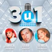 3 u 1 - Serif Konjevic, Zorica Brunclik, Semsa Suljakovic by Zorica Brunclik Serif Konjevic