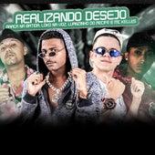 Realizando Desejo (feat. Mc Kelles) de Barca Na Batida Luanzinho do Recife
